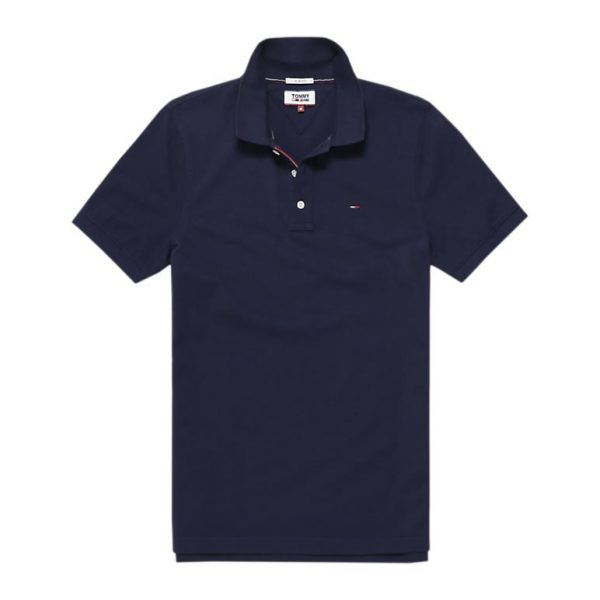TOMMY JEANS ORIGINAL FINE PIQUE POLO DM0DM04266-002