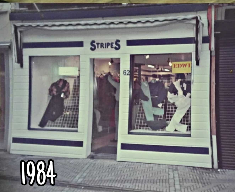Stripes 1984