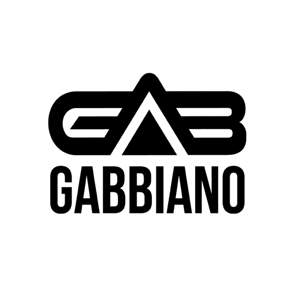 Stripes Logo Gabbiano