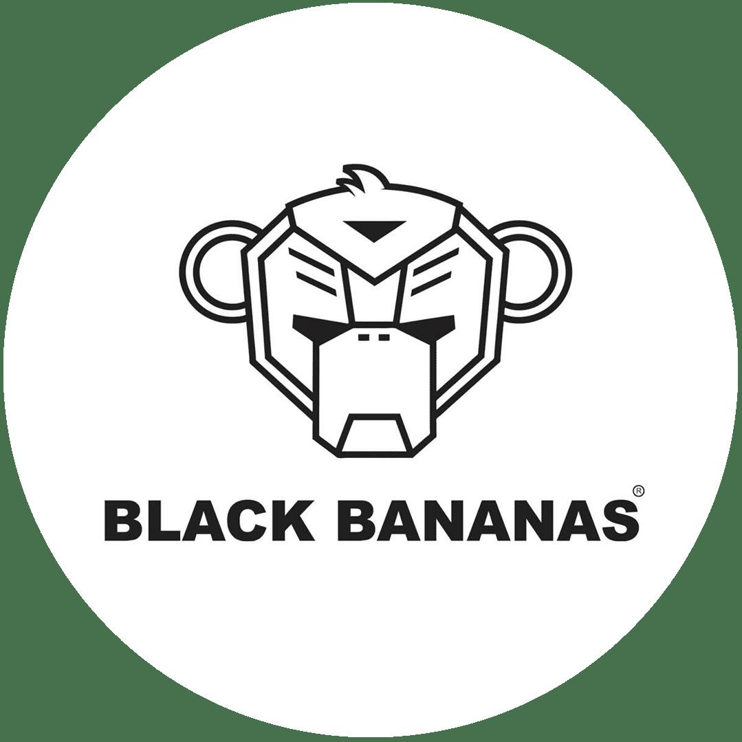 Stripes logo Black Bananas